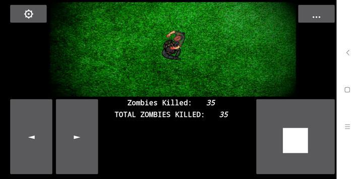 Zombie Hunter screenshot 1
