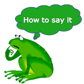 HowToSayIt icon