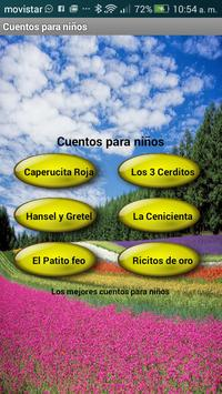 Cuentos Infantiles poster
