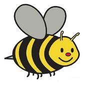 Caza la abeja icon