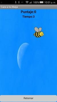 Caza la abeja apk screenshot