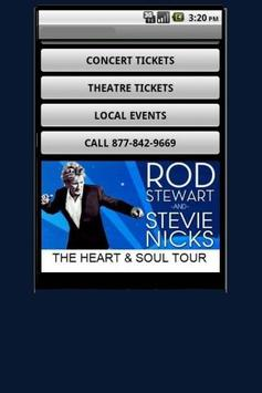 The Heart & Soul Tour Tickets poster