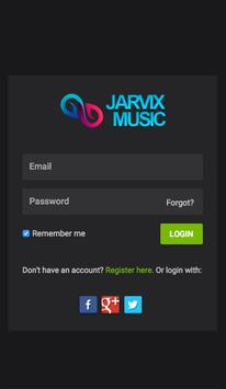 JARVIX MUSIC poster