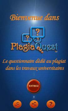 PlagiaQuest poster
