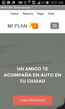 Mi Plan Conductor poster