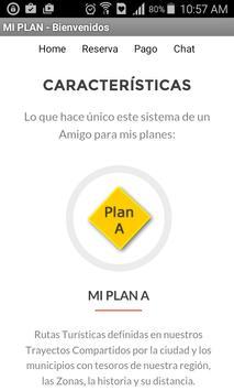 Mi Plan Conductor apk screenshot