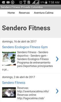 Run Rural Fitness -Sendero Fit apk screenshot