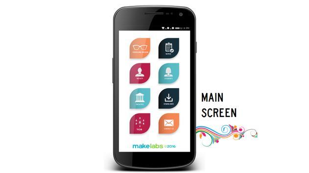 NeXuS-Official App of ECE Dept screenshot 1