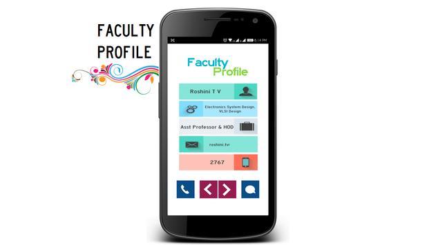 NeXuS-Official App of ECE Dept screenshot 2