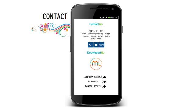NeXuS-Official App of ECE Dept screenshot 5
