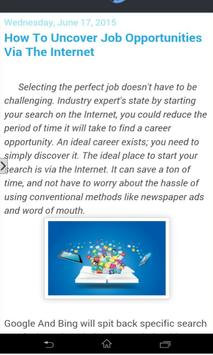 Marketing poster
