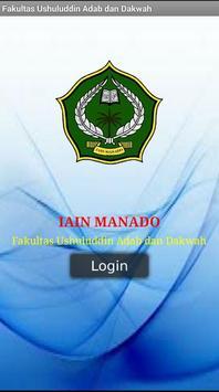 Fakultas Ushuluddin Adab dan Dakwah poster
