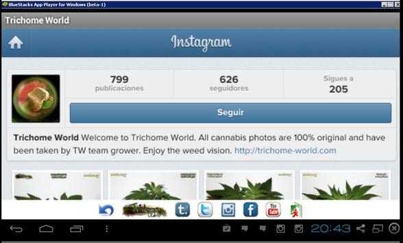 Trichome World Weed apk screenshot