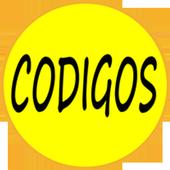 codigos icon