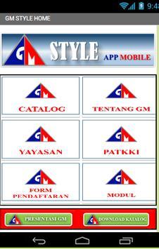 GM STYLE App Mobile screenshot 14