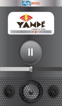 Rádio Yandê Cartaz