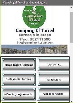 Camping El Torcal poster