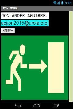 MARGOTU MARIGORRINGOA apk screenshot