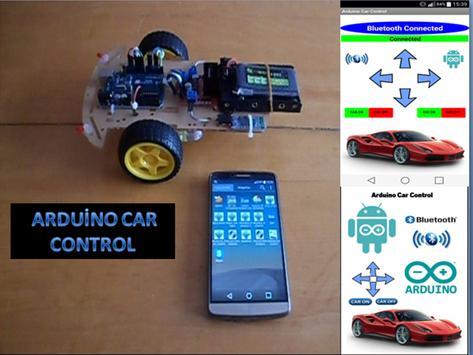 Arduino Car Control poster