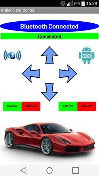 Arduino Car Control apk screenshot