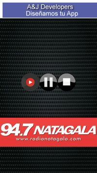 Radio Natagala screenshot 2