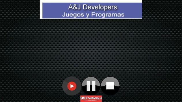 Radio Natagala screenshot 3