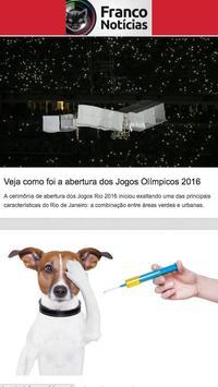 Jornal Franco da Rocha poster