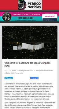 Jornal Franco da Rocha apk screenshot
