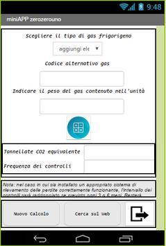 F-gas screenshot 1
