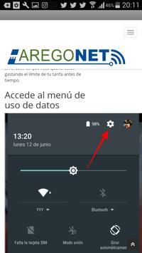 Aregonet screenshot 5