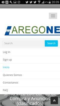 Aregonet screenshot 3