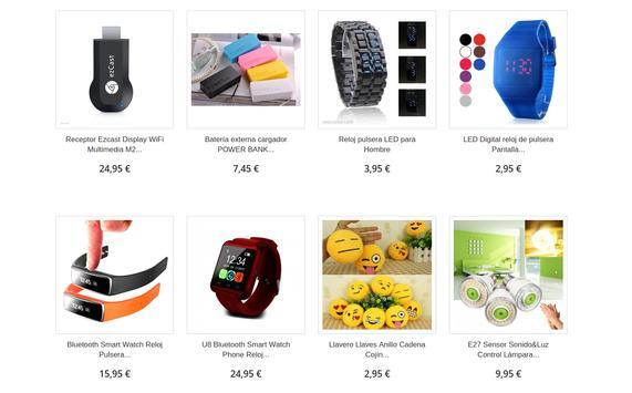 Modytech Moda y tecnologia screenshot 1