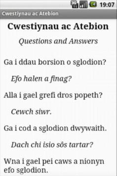 Cymraeg y Siop Sglodion 截圖 1