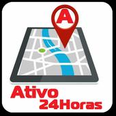 ATIVO 24 HORAS icon
