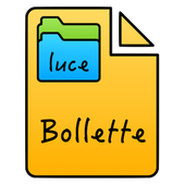 Bollette luce icon