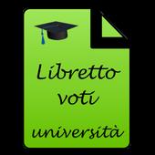 Libretto università voti icon