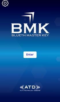 BMK V.2 BLUETH MASTER KEY poster