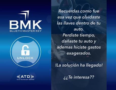 BMK-VT BLUETH MASTER KEY poster