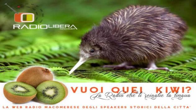 Radio Libera Macomer versione light poster
