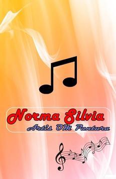 NORMA SILVIA poster