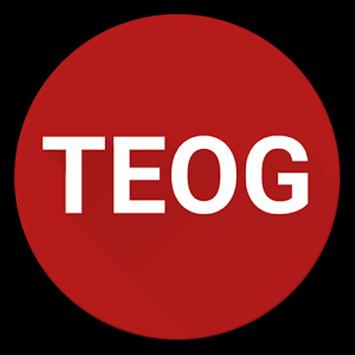 TEOGaday poster