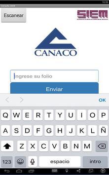 Consulta SIEM apk screenshot