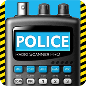 Police Radio Scanner PRO icon