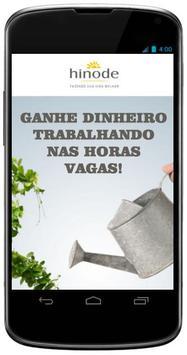 Hinode Brasil poster