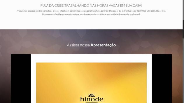 Hinode Brasil apk screenshot