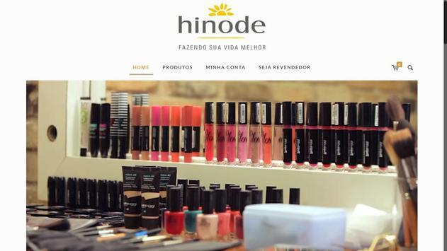 Hinode - Loja Virtual apk screenshot