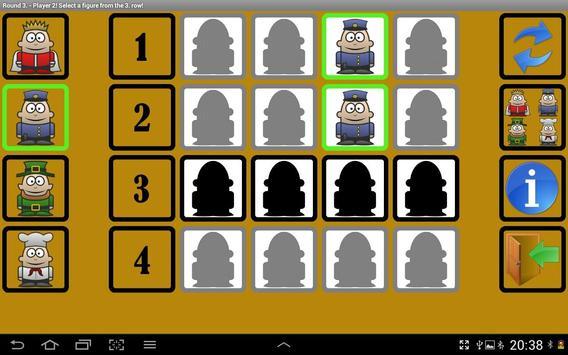Find Yourself - Memory Game apk screenshot