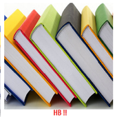 HUNGRY BOOKS !! free icon