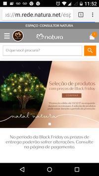 Natura Cosméticos Online - Consultor screenshot 1
