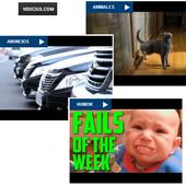 Videos online en Vidicius icon